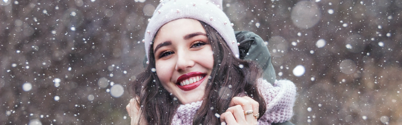 Felüdülés a téli bőrnek és kellemes ápoltság a fagyos időszakban