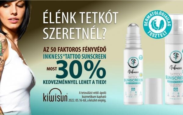 INKNESS® TATTOO CARE termékcsalád